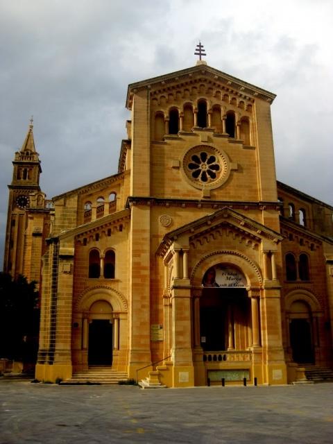Ta Pinu,  Gozo Island, Malta