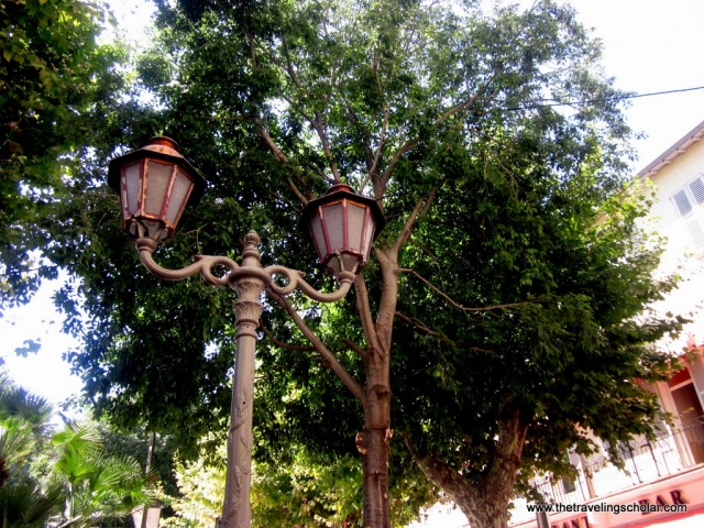 Antibes-Lamp