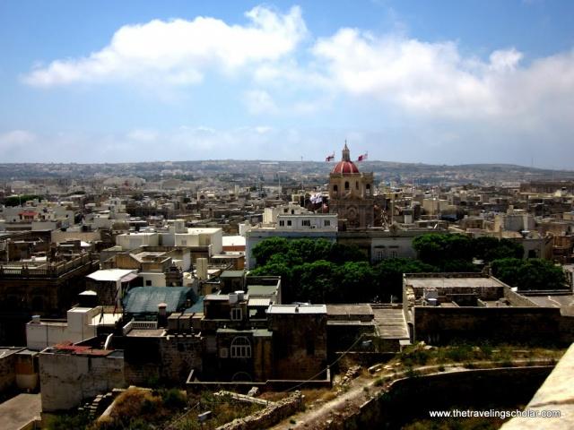 Citadella Views, Gozo, Malta