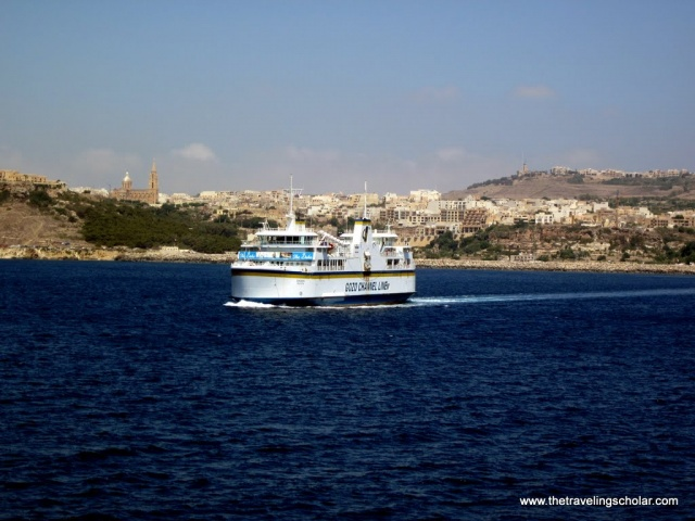 Ferry to Gozo from Malta