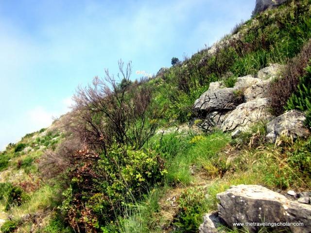 Sentiero degli Dei, Amalfi Coast
