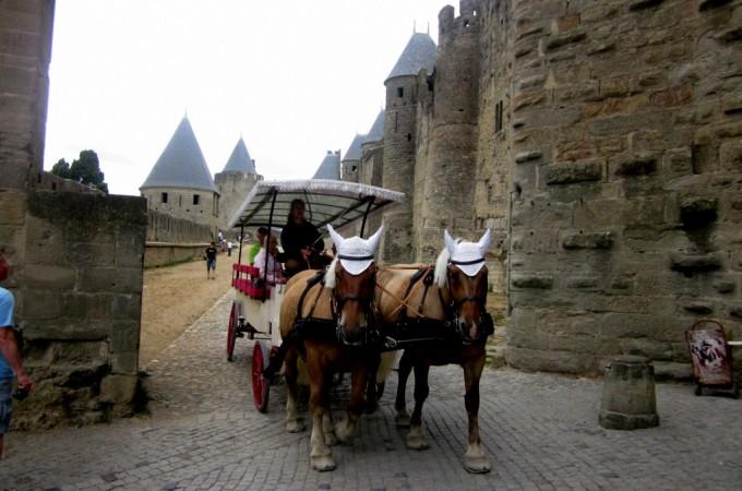 Carcassonne, France