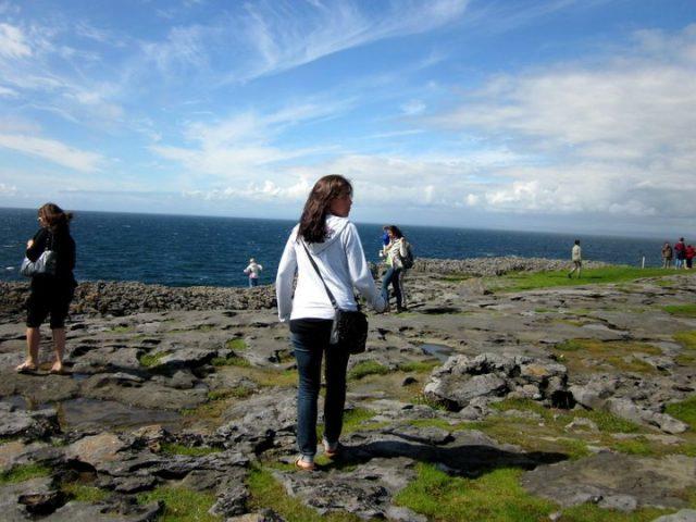 Burren, Cliffs of Moher, Ireland