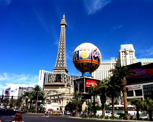 Paris, Las Vegas, NV