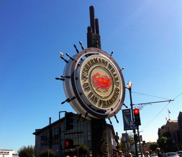 Walking Tour, San Francisco