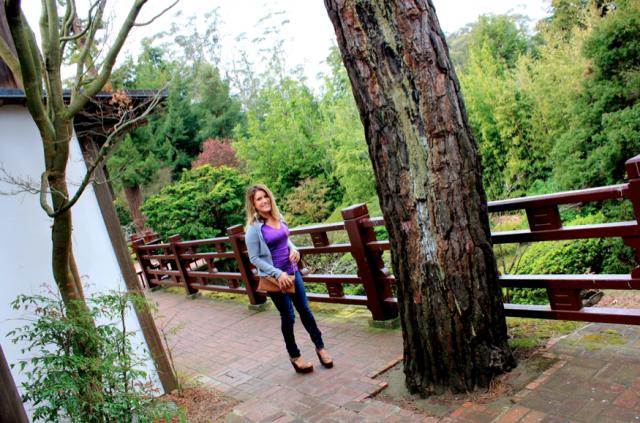 Botanical Garden, Golden GAte Park