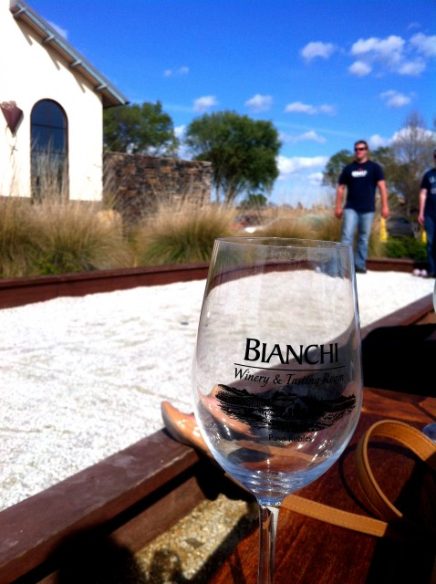 Bianchi Winery, Paso Robles, CA