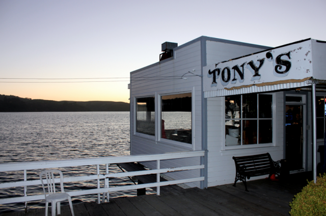 Tony's, Point Reyes