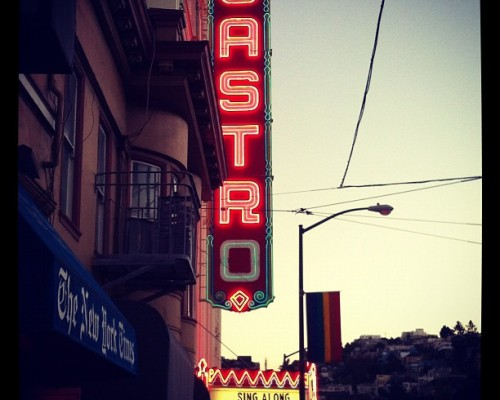 Sing Along at the Castro