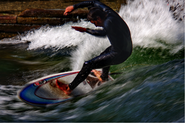 Tips for Learning to Surf