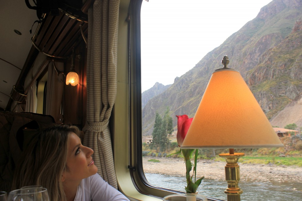 HIram Bingham Train, Machu PIcchu, Peru