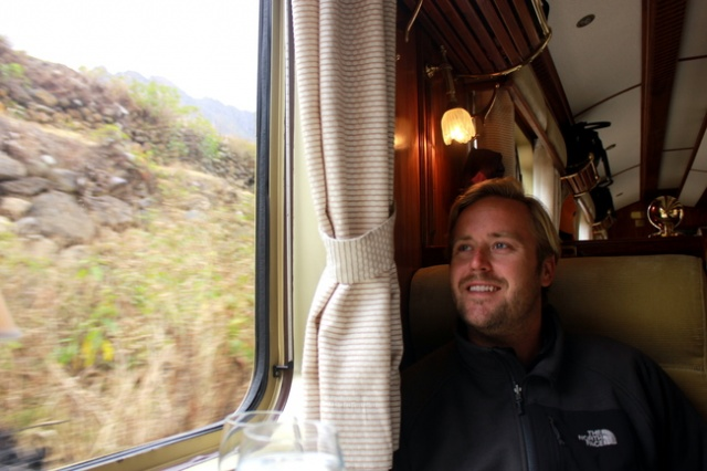 Orient-Express Hiram Bingham Train