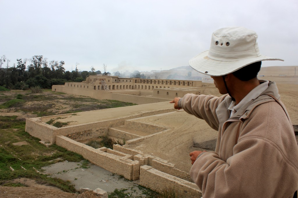 Pachacamac Ruins, Lima, Peru