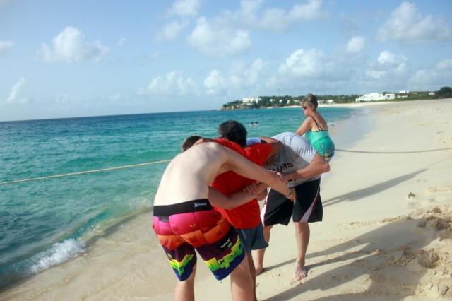 Boat Trip Anguilla