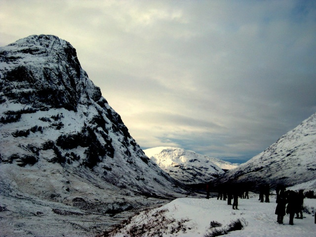 Glencoe, Scottish Highlands