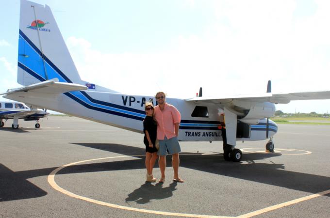 Anguilla to St. Barths