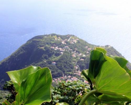 Mt. Scenery, Saba
