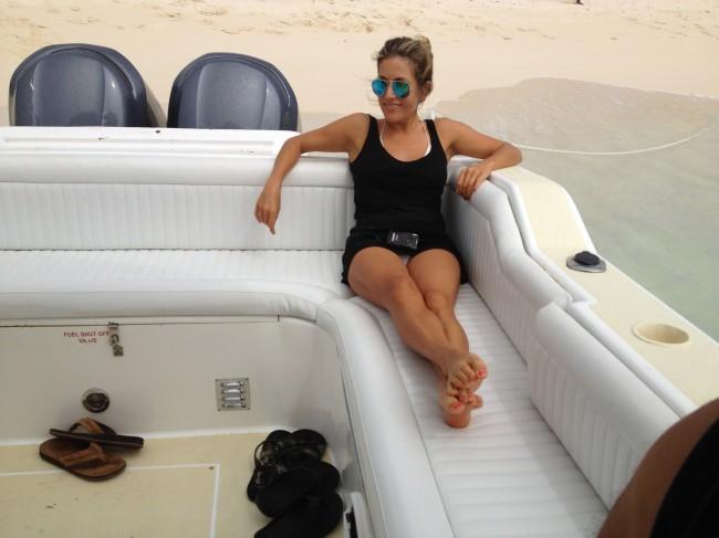Boating, Frangipani Beach Resort, Anguilla Boat Trips
