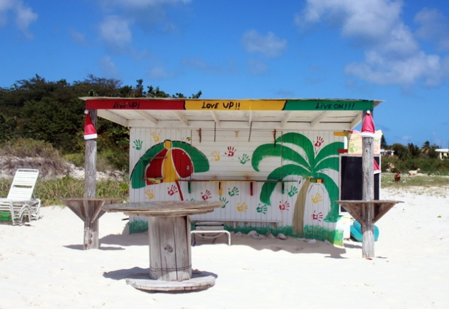 Sunshine Shack, Anguilla