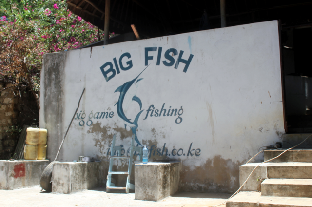 Big Fish Mtwapa, Kenya