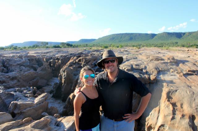 Lugards Falls, Kenya