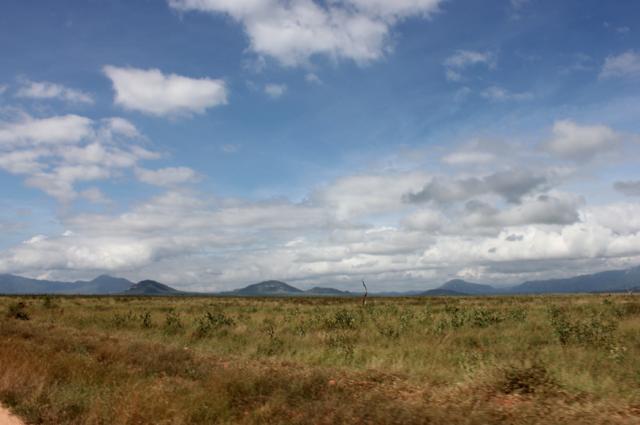 Tsavo East National Park, KenyaTsavo East National Park, Kenya