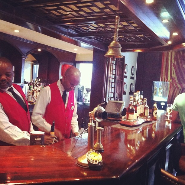 Exchange Bar, Sarova Stanley