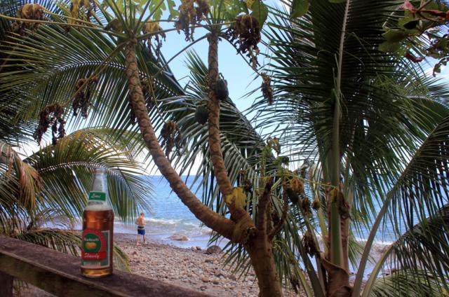 Champagne Beach, Dominica