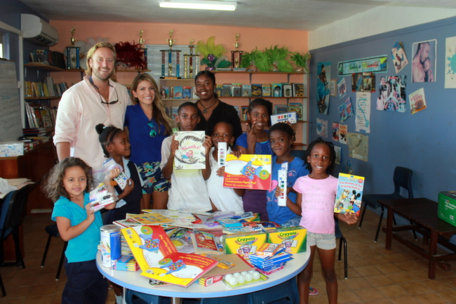 Anguilla, Caribbean Youth, Pack for A Purpose