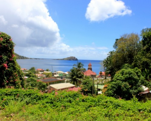 Snapshots from Soufriere, Dominica