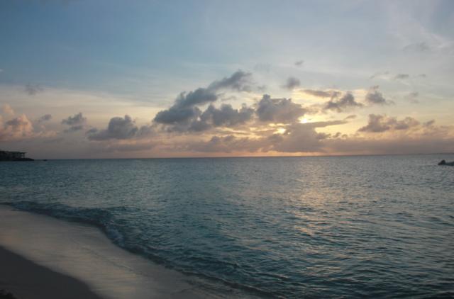 Sunset, Sunset Cruise to Little Bay