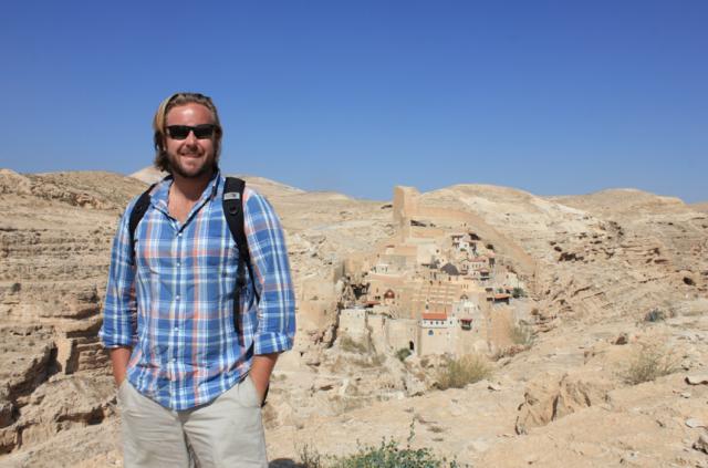 Mar Saba Monastery, West Bank