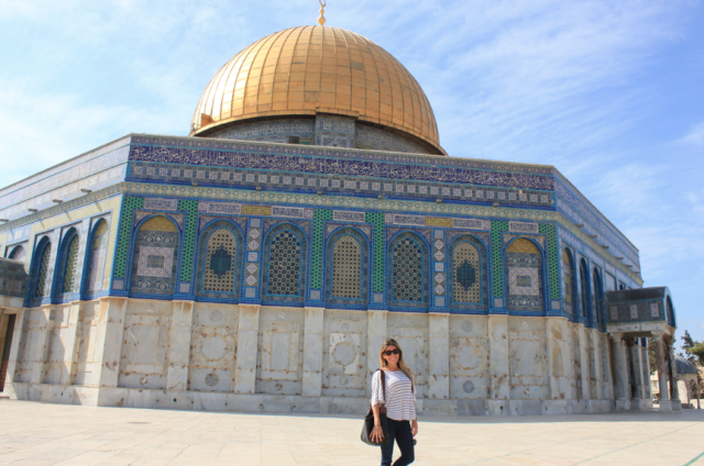 Dome of the Rock, Israel