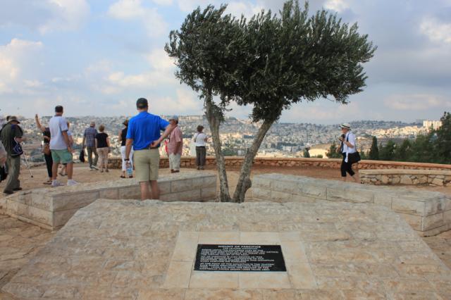 Mount of Precipice, Nazareth, Israel