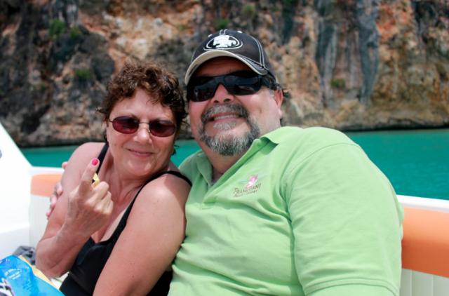 Anguilla Boat Trip