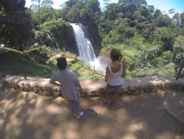 Pulhapanzak Waterfall, Honduras