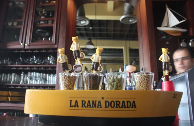 La Rana Dorada, Panama City