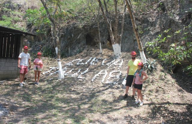 Taulabe Caves, Honduras