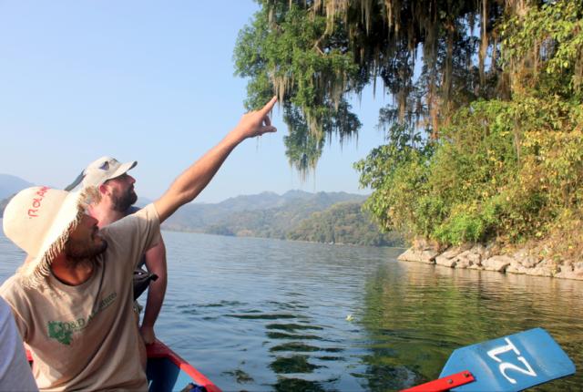 Lago de Yojoa, D&D Adventures