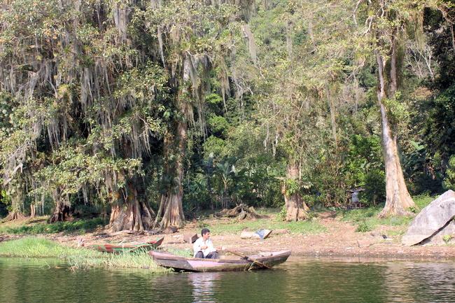 Lago de Yojoa, Honduras, D&D Adventures