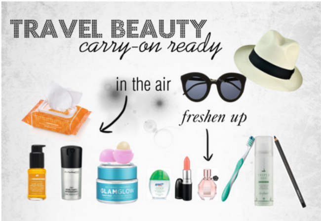 Travel Beauty