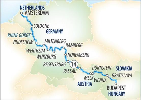 Emerland Waterways Cruise