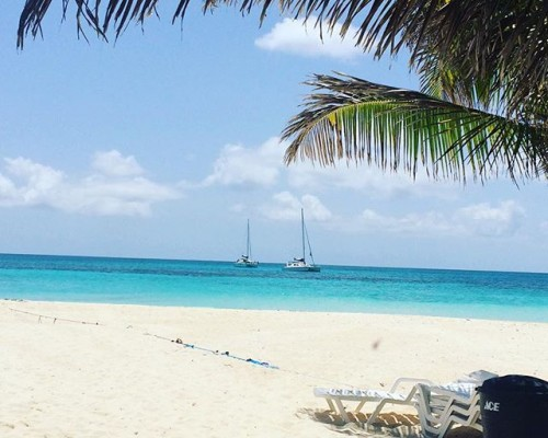 Sandy Island, Beach Hopping in Anguilla