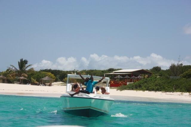 Island Hopping, Anguilla