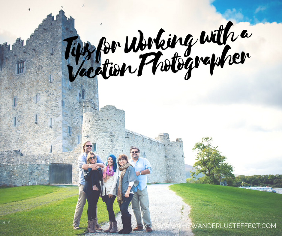 Hiring a Vacation Photographer