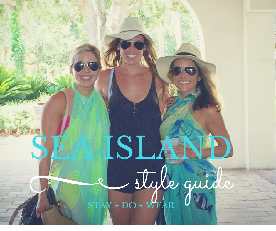 Destination Inspiration: Sea Island | The Wanderlust Effect