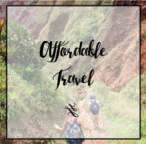 Affordable Travel, The Wanderlust Effect