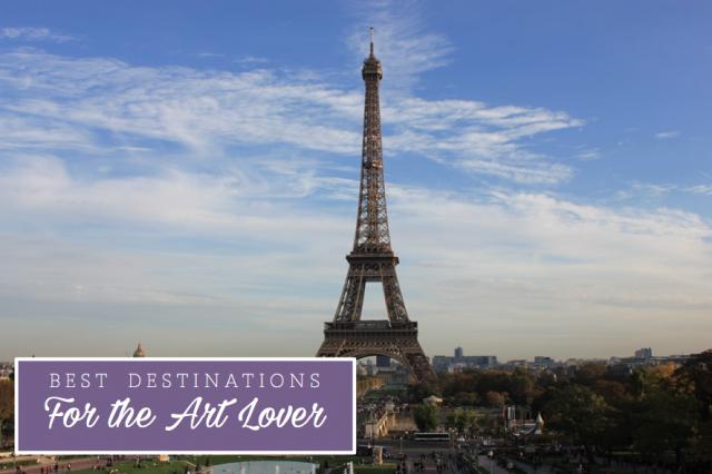 Best Destinations for Art Lovers