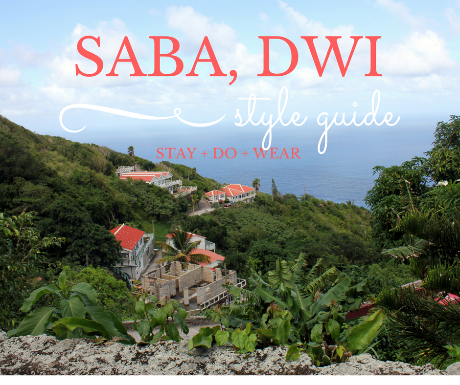 Destination Inspiration: Saba | The Wanderlust Effect