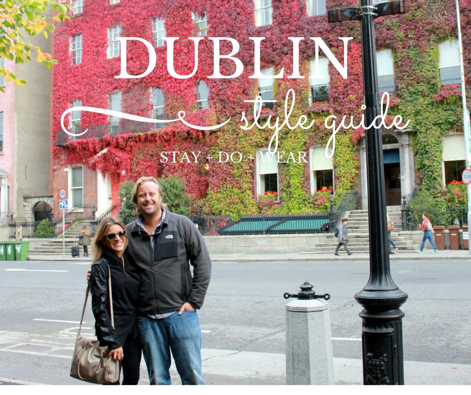 Destination Inspiration: Dublin, Ireland   The Wanderlust Effect